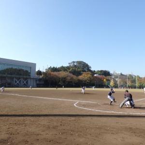 横須賀市 不入斗公園第2野球場