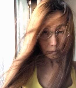 風鈴で暑中見舞い葉書🎐と老後の不安解消😿と広島の日、長崎の日、合掌…