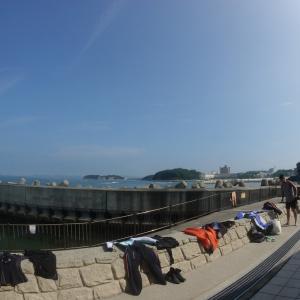 晴れた二日目【白浜・ダイビング】
