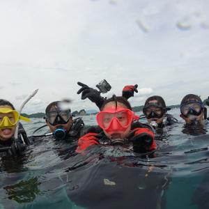 白浜・ダイビング|海の日と連休(前半)