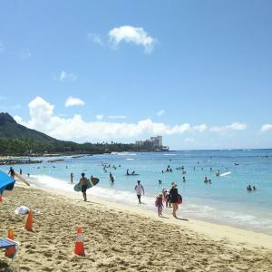 私的オアフ島三大ビーチ