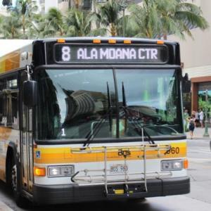 トロリーとThe Bus