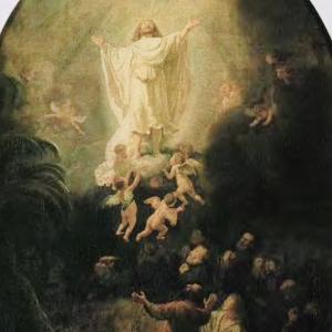 今日はキリスト昇天祭