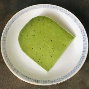 緑色のチーズ「バジロン ヴェルデ」