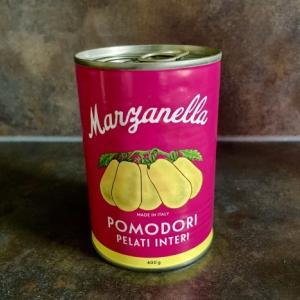 黄色いトマト缶