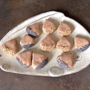 栗のクッキー
