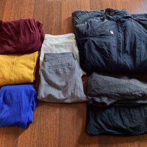 衣類の断捨離
