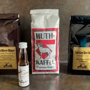 HUTH'S kafee