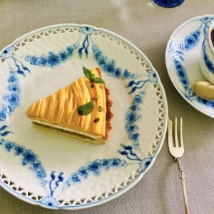バターナッツ南瓜のモンブラン