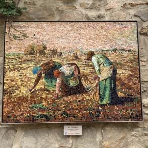 画家の村バルビゾン