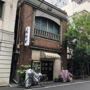 模型化したい建物 日本橋小網町にある看板建築