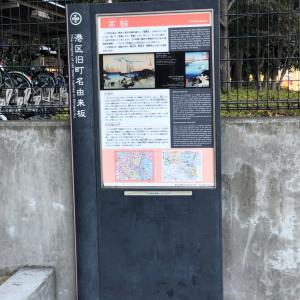 日本最古の鉄道遺跡が出土❗️高輪ゲートウェイ駅周辺 その2