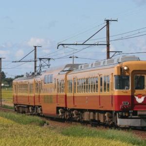 過去の画像から…富山地鉄 元京阪テレビカー