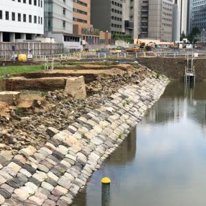 日本最古の鉄道遺跡 高輪築堤を間近で撮影 最終回