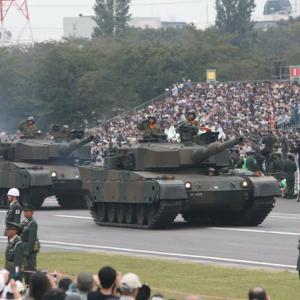 陸上自衛隊 ヒトマル式戦車