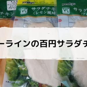 百円ローソンのサラダチキンはタンパク質摂取にメリットだらけな話