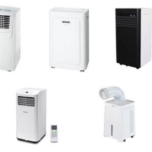 家庭用おすすめスポットクーラーランキング 5選!家庭での暑さ対策におすすめ!