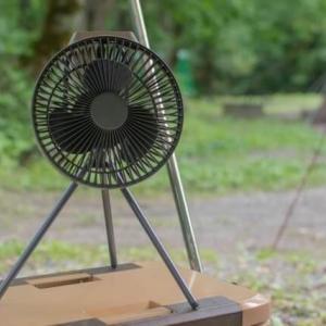 おすすめポータブル扇風機ランキング10選!キャンプやアウトドアにも使える!ニトリなど人気モデルや口コミを紹介!