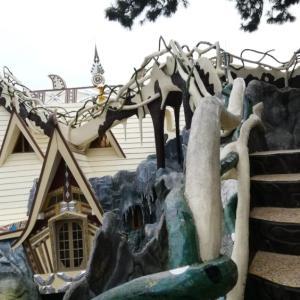 おとぎ話に出てきそうな建造物!クレイジーハウスに行ってみた!【ダラット/ベトナム】