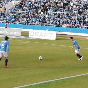 中村俊介が目の前に!ニッパツ三ッ沢球技場でJリーグのサッカー観戦してきた