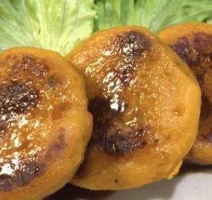 北海道の定番・かぼちゃ餅のレシピ