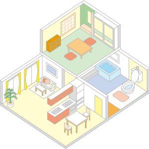 【3,000円で出来る】賃貸住宅をお洒落に改装する方法。