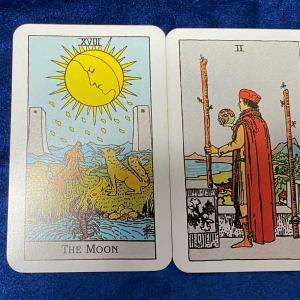 内なる声を無視するべからず! *2枚のカード物語*