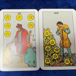大盤振る舞いだぁ *2枚のカード物語*