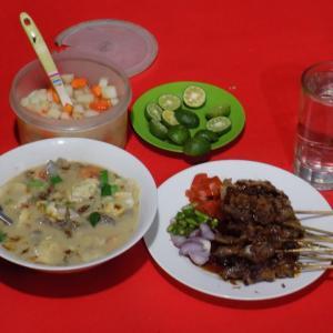 バリ島 インドネシア料理と言えばヤギ料理