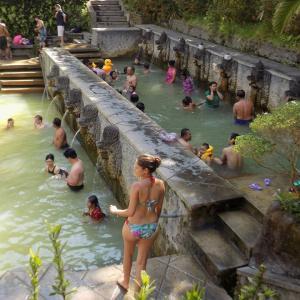 バリ島 バンジャール温泉