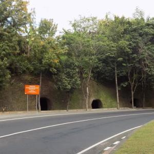バリ島 日本軍の防空壕ゴアジャパン