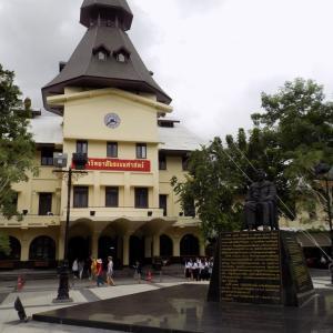 国立タマサート大学をごゆるり散策