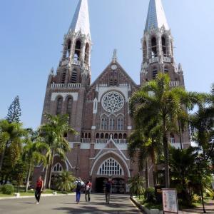ヤンゴンのセントメアリー大聖堂