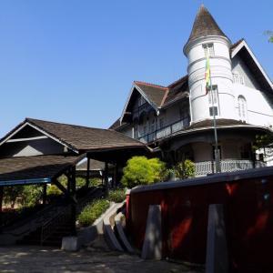 ヤンゴン ボージョーアウンサン博物館