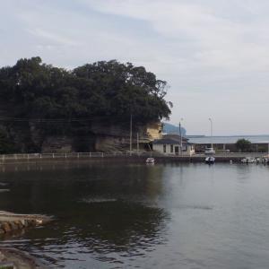 吉田松陰が密航を試みた伊豆下田の弁天島
