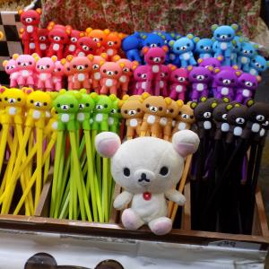 釜山の富平カントン市場で見つけたごゆるりグッズ