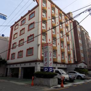 釜山で滞在したコスパが高いモーテル ALPS HOTEL