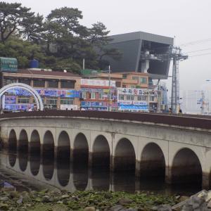 釜山の老舗海水浴場 松島海水浴場ごゆるり散策