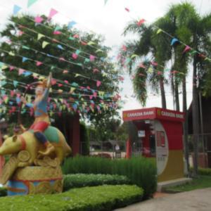 カンボジア文化村 コロナ禍11月7日に完全閉鎖