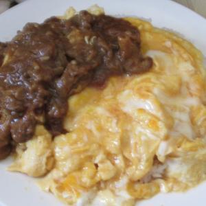 シェムリアップ とろとろ卵カレーごゆるり自炊