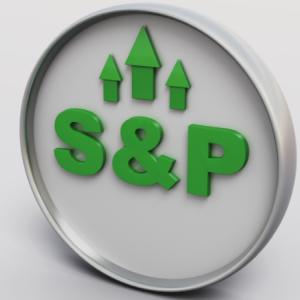 米国株 S &P500指数が過去最高値を更新!!