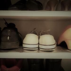 自分の足に合った靴を選ぶ。靴はあるのに履く靴がない状態の考察。