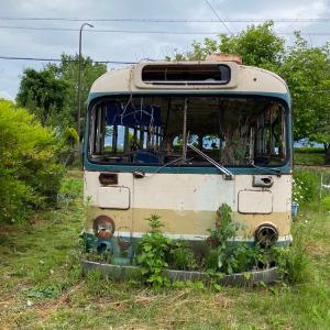 廃バスを見る特集