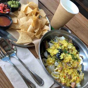 【アメリカ】デカすぎ、胃袋死すwサンタモニカのメキシコ料理レストラン THE ALBRIGHT