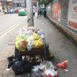 ゴミ箱認定の広さは国土の広さから?