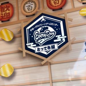 埼玉のエブリデイとってき屋なら10円でクレーンキャッチャーができるよ