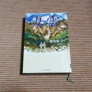 『夏雲』能島龍三