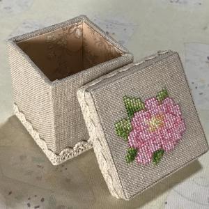 小さな箱、完成