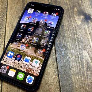 【iPhone】インスタ投稿でよく見かける「動画キャプチャ(画面収録)」のやり方がようやくわかった(ようやく調べた)。