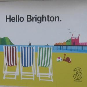 Brighton 観光地